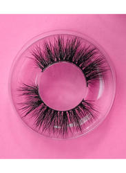Hessa Q 3D Mink Lash, Lash It Up