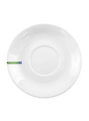 Royalford Porcelain Saucer, RF8243, White