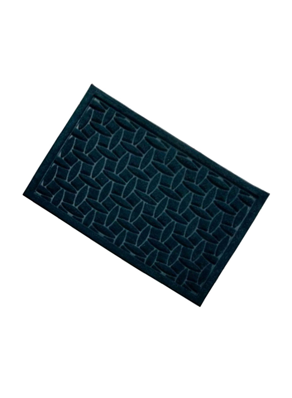 RoyalFord Rubber Mat, 60x36 cm, Blue