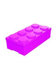 Royalford 8 Circles Block Portable Storage Box, RF9288, Pink