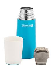 RoyalFord 350ml Stainless Steel Vacuum Bottle, RFU9034, Blue