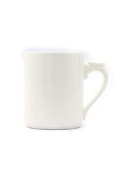 Royalford 14oz Bone Wave Coffee Mug, RF6690, White