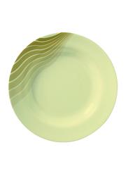 Royalford 8-inch Radiant Thai Melamine Soup Plate, RF8158, Green