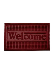 RoyalFord Rubber Mat, 60x40 cm, Red