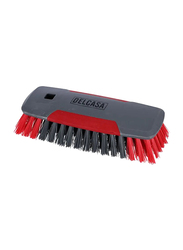 Delcasa Toilet Cleaning Brush, DC1600, Grey/Red