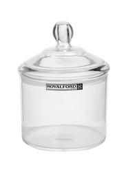 RoyalFord Polyethylene Canister, 1000ml, Clear