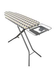 RoyalFord Mesh Top Ironing Board, RF8735, White/Blue