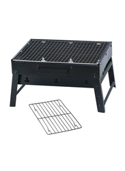 Delcasa Stainless Steel Barbeque Grill, DC1209, Black