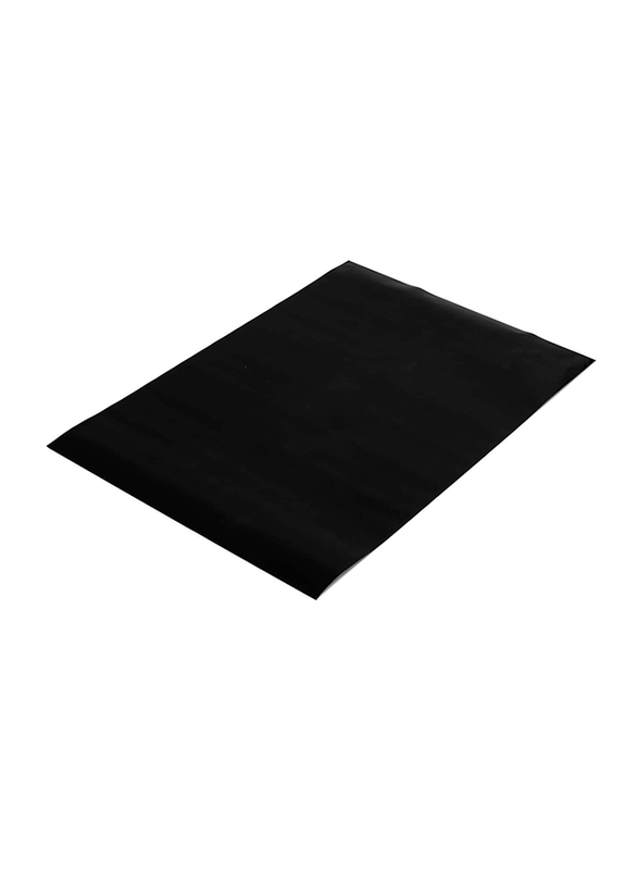 RoyalFord Non-Stick PTFE Grill Mat, 3-Pieces, Black