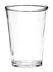 Delcasa 5.5oz 6-Piece Tumbler Glass Set, DC1769, Clear