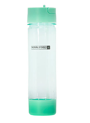 RoyalFord 680ML Tritan Blowing Plastic Water Bottle, RFU9028, Green