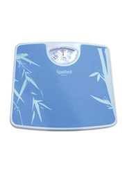 RoyalFord Mechanical Weighing Glass Scale, Blue/White