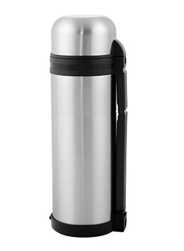 RoyalFord 1800ml Stainless Steel Vacuum Bottle, RFU9111, Silver