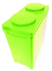 Royalford 2 Circles Block Portable Storage Box, RF9291, Green