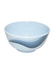 RoyalFord 3.5-inch Melamine Ware Super Rays Round Bowl, RF8068, Blue