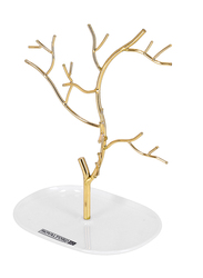 Royalford Portable Jewellery Stand, RF9262, Gold