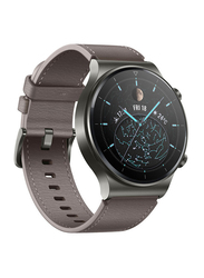 Huawei GT 2 Pro Classic Smartwatch, Nebula Grey