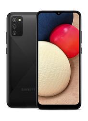 Samsung Galaxy A02s 32GB Black, 3GB RAM, 4G LTE, Dual Sim Smartphone, UAE Version