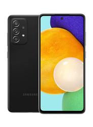 Samsung Galaxy A52 128GB Black, 8GB RAM, 5G, Dual Sim Smartphone, UAE Version