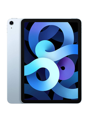 Apple iPad Air 4th Gen 2020 256GB Sky Blue 10.9-inch Tablet, With FaceTime, 4GB RAM, Wi-Fi Only, USA Specs