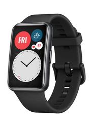 Huawei Watch Fit Smartwatch with Slim Body, Graphite Black