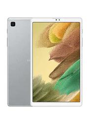 Samsung Galaxy Tab A7 Lite 32GB Silver, 8.7-inch Tablet, 3GB RAM, 4G LTE, Middle East Version