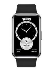 Huawei Elegant Edition Watch Fit 46mm Smartwatch, GPS, Midnight Black
