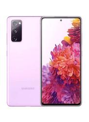 Samsung Galaxy S20 FE 128GB Cloud Lavender, 8GB RAM, 4G LTE, Dual Sim Smartphone, Middle East Version