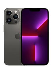 Apple iPhone 13 Pro Max, 256GB Graphite Black, With FaceTime, 6GB RAM, 5G, Single Sim Smartphone, UAE Version