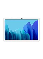 Samsung Galaxy Tab A7 2020 32GB Silver 10.4-inch Tablet, 3GB RAM, Wi-Fi Only, UAE Version