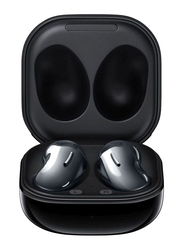 Samsung Galaxy Buds Live Wireless In-Ear Earbud Headphones with Mic, Mystic Black