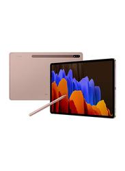 Samsung Galaxy Tab S7 Plus 256GB Mystic Bronze 12.4-inch Tablet, 8GB RAM, Wi-Fi Only, UAE Version