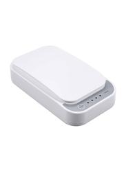 Eccomum Multi Functional Ultraviolet Sterilizer Disinfector Box, White