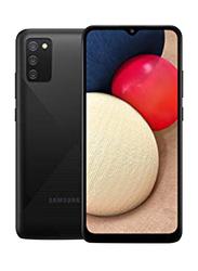 Samsung Galaxy A02s 64GB Black, 4GB RAM, 4G LTE, Dual Sim Smartphone, UAE Version