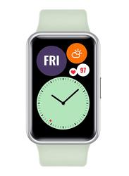 Huawei Watch Fit Fitness Watch, GPS, Mint