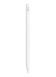 Apple Stylus Pencil for Apple iPad Pro 2nd Gen, MU8F2AM/A, White