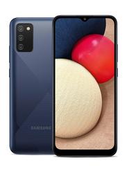Samsung Galaxy A02s 64GB Blue, 4GB RAM, 4G LTE, Dual Sim Smartphone, UAE Version