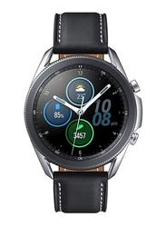Samsung Galaxy Watch 3 45mm Smartwatch, GPS, Mystic Silver