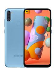 Samsung Galaxy A11 32GB Blue, 2GB RAM, 4G LTE, Dual Sim Smartphone, UAE Version