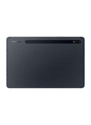 Samsung Galaxy Tab S7 128GB Mystic Black 11-inch Tablet, 6GB RAM, Wi-Fi Only, UAE Version