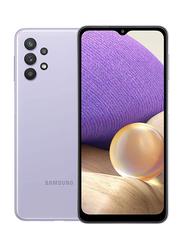 Samsung Galaxy A32 128GB Violet, 6GB RAM, 4G LTE, Dual Sim Smartphone, UAE Version