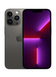 Apple iPhone 13 Pro Max, 128GB Graphite Black, With FaceTime, 6GB RAM, 5G, Single Sim Smartphone, UAE Version