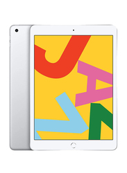 Apple iPad 2019 7th Gen 32GB Silver 10.2-inch Tablet, With FaceTime, 3GB RAM, WiFi Only