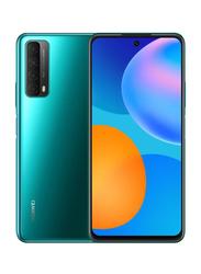 Huawei Y7A 128GB Crush Green, 4GB RAM, 4G LTE, Dual Sim Smartphone
