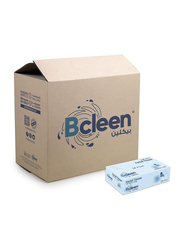 Bcleen Premium 2-Ply Facial Tissue Paper, 30 Boxes x 140 Sheets