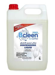 Bcleen Odorless Dish Wash Liquid, 4 Gallon x 5 Liters