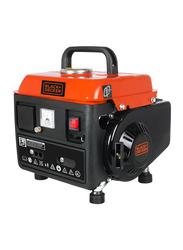 Black & Decker Generator, 650W, Dark Orange/Black