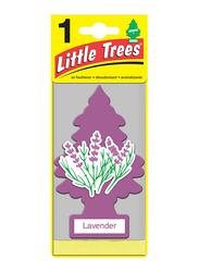 Little Trees Lavender Paper Air Freshener, Purple
