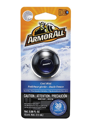 Armor All Cool Mist Vent Air Freshener, 2.5ml