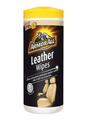 Armor All Leather Wipes, 20 Count